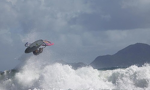 Championnat de Guadeloupe Windsurf Vagues 2018