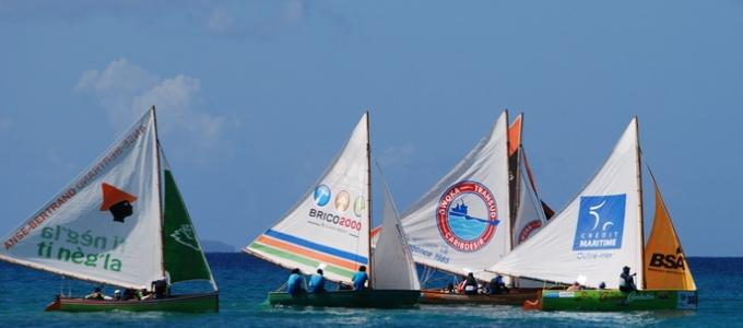 Championnat de Guadeloupe de Voile Traditionnelle 2017