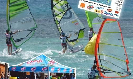 Challenge Critérium Windsurf Kiddy Tour 2016